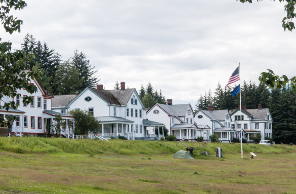 Fort Seward Homes