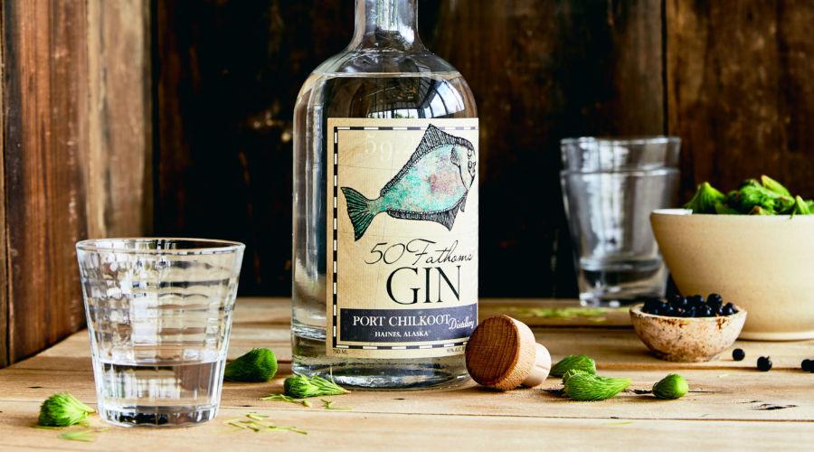 Port Chikoot Gin