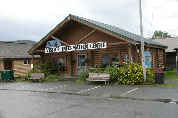 Haines Visitor Center