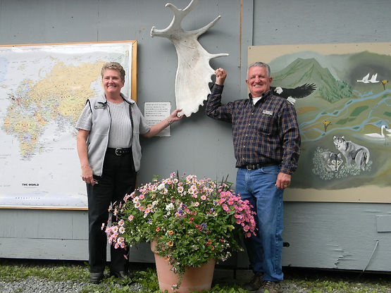 Owners of Chilkat River Adventures