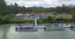 River Adventures Dock