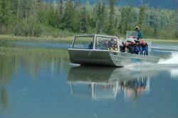 River Adventures Boats