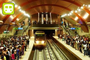 """200м.    – Метростанция """"Ломско Шосе"""" 3 мин. – Пешеходно разстояние  400м.    - Метростанция """"Бели Дунав"""" 6 мин. – Пешеходно разстояние"""