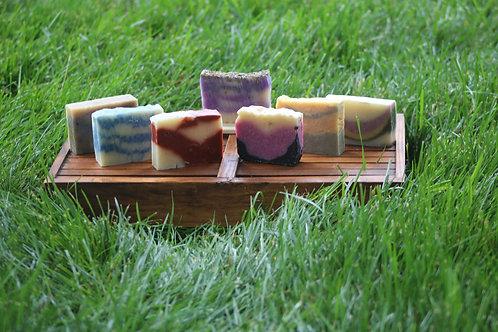 Swirled Bar Soap