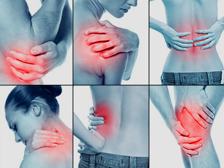 Fed up with muscle pain?
