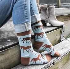 Foot Traffic Crew Socks