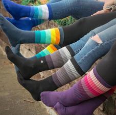 C4 Crew Socks