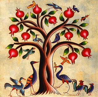 Hayat Ağacı olarak Anne