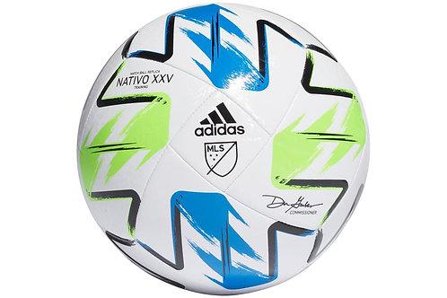 adidas MLS Nativo XXV Training Soccer Ball