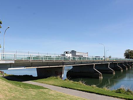 Landing Road Bridge Whakatāne: Basic Facts & History
