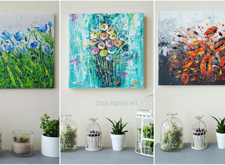 Welcome Spring15% Off to all my Paintings!