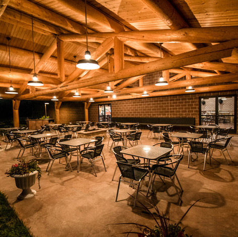 Southern Utah Large Patio venue for events