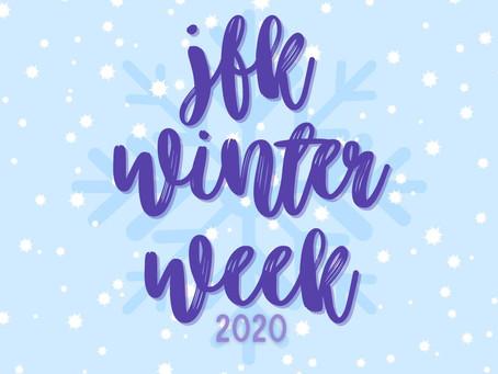 Winter Week 2020