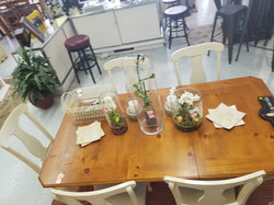 Dinning_Kitchen Table with 5 chairs-3
