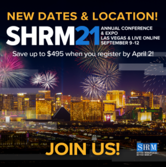 SHRM21 - Annual Conference
