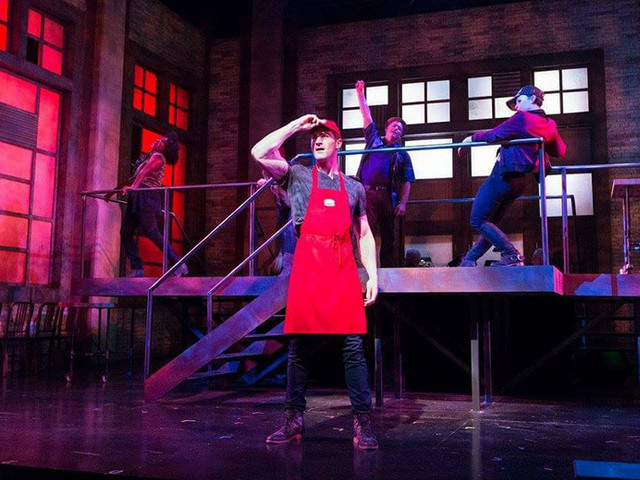 """Working"" - Bristol Riverside Theater"