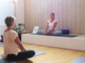 Satsang, meditatie, Ganga Hoogendoorn