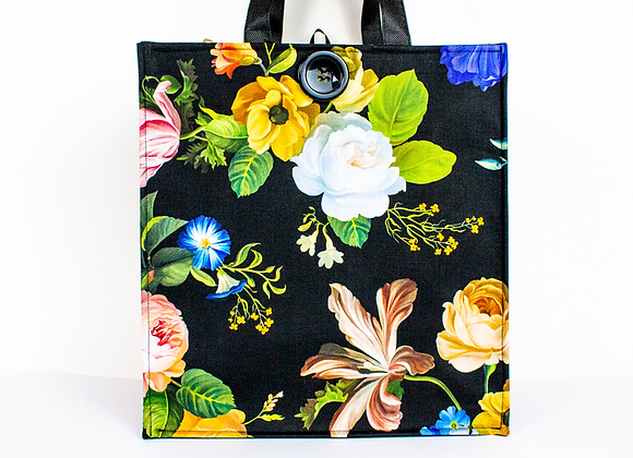 Multicoloured Floral Print