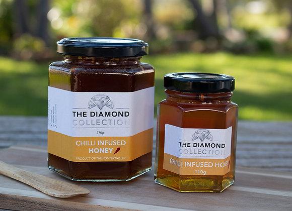 Chilli Infused Honey