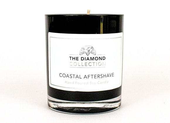 Coastal Aftershave Soy Wax Candle