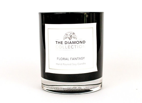 Floral Fantasy Soy Wax Candle
