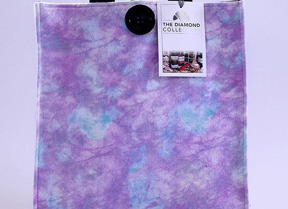 Blue & Purple Tie Dye