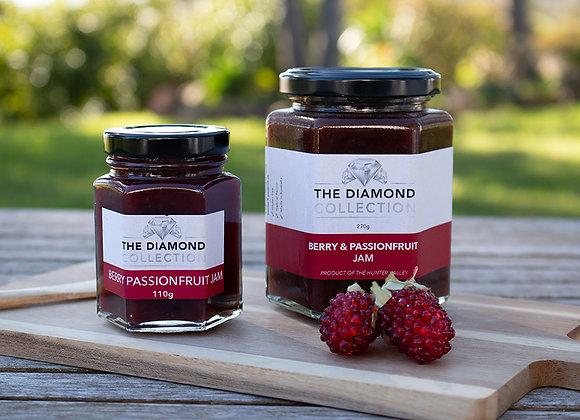 Berry Passionfruit Jam