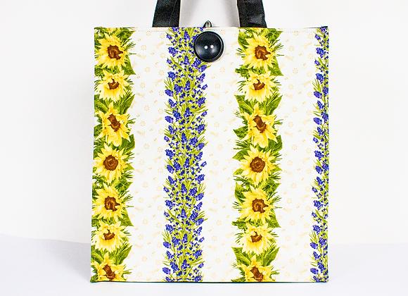 Sunflowers & Lavendar
