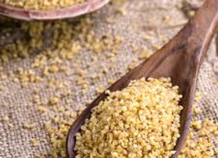 Organic Bulgur Wheat