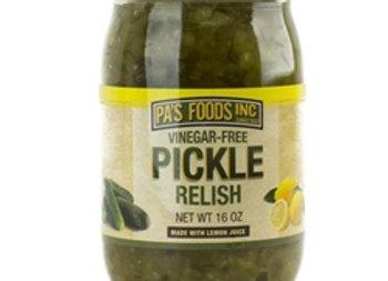 PA's Pickle Relish