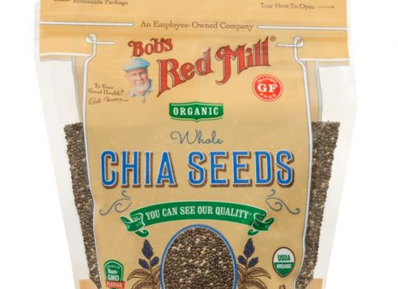 Chia Seeds - Bob's Red Mill