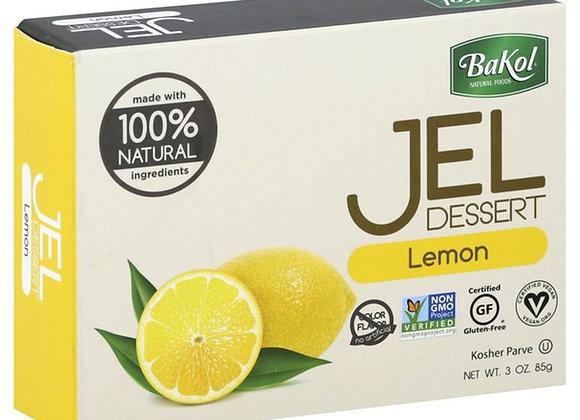 Bakol Lemon Jel Dessert