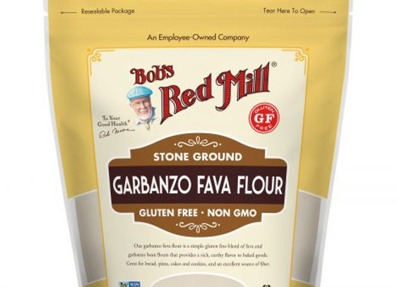 Garbanzo Fava Flour - Bob's Red Mill