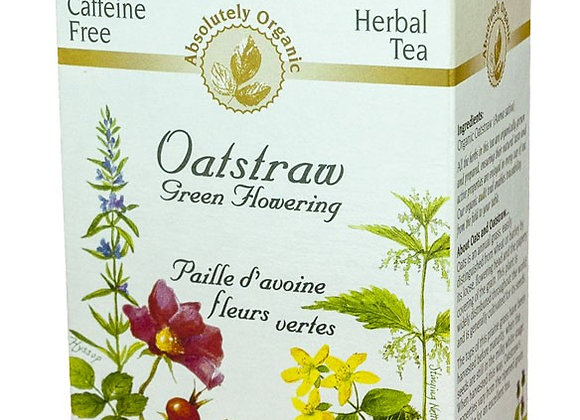 Oatstraw Tea