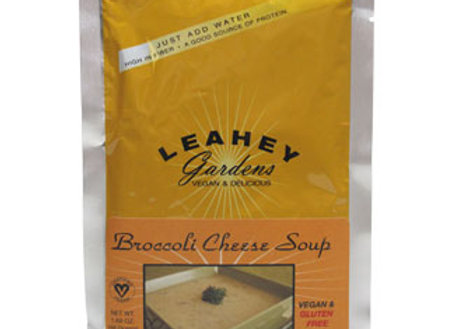 Leahey Gluten Free Broccoli Cheddar Soup