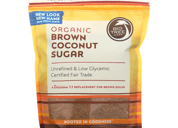 Organic Brown Coconut Sugar