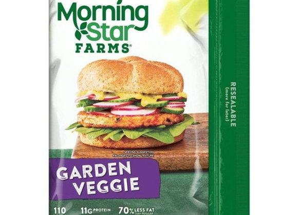 Garden Veggie Burger