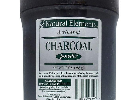 Activated Charcoal Powder - 10oz
