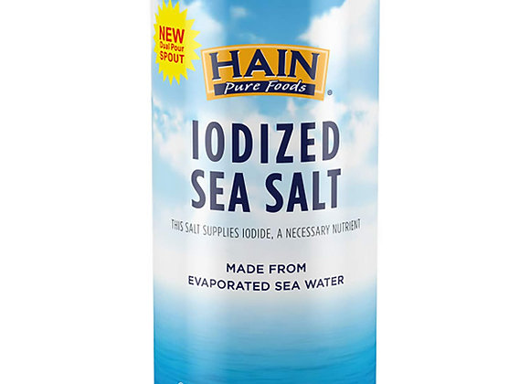 Sea Salt - Iodized