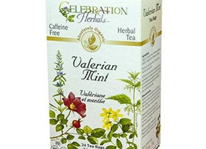 Valerian Mint Tea