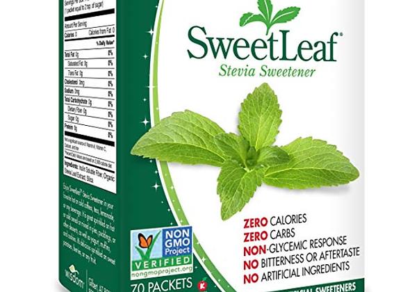 SweetLeaf Stevia Sweeter Packs