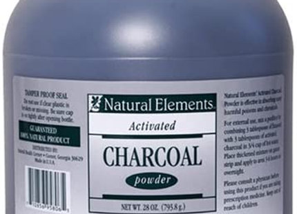 Activated Charcoal Powder - 24oz