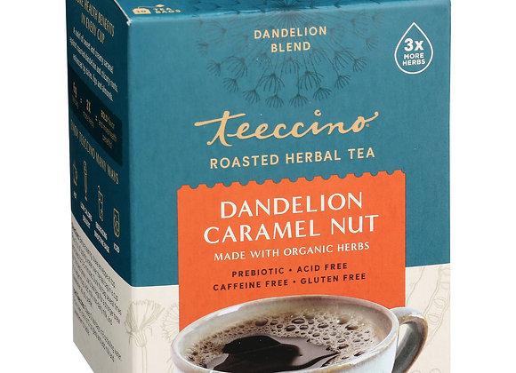 Teeccino - Dandelion Caramel Nut