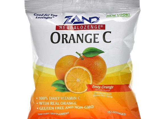 Orange C Lozenges