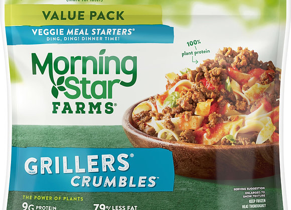 Grillers Crumbles, Value Pack