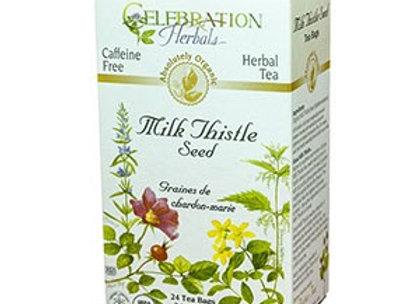 Milk Thistle Seed Tea