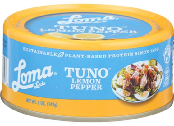 Tuno - Lemon Pepper