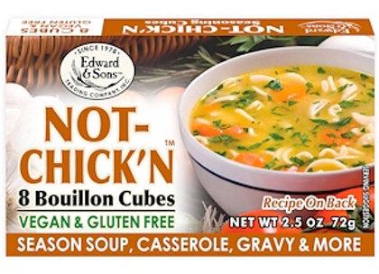 Not-Chicken Bouillon Cubes