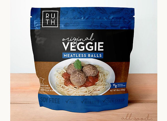 Ruth's Veggie Meatballs