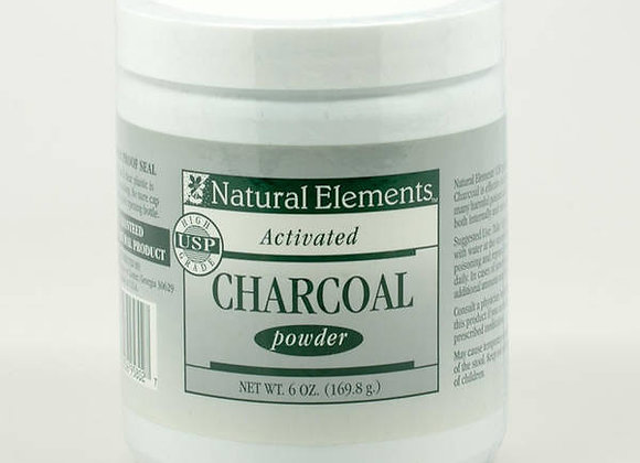 Activated Charcoal Powder - High USP Grade - 6oz
